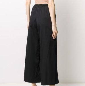 Antonio Marras velvet wide leg pant/trouser
